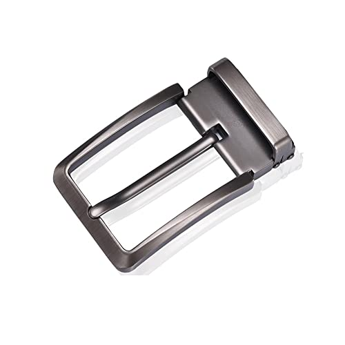 """3//8/"""" SMALL 10 mm SOLID BRASS SQUARE BELT BUCKLE  Leather craft"""