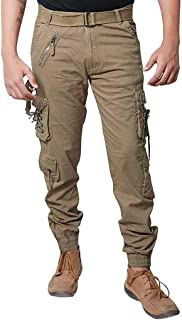 4e6e8683895420 Verticals Stylish and Trendy Dori Style Cargo Jogger Pants for Men  (plaindori-1)