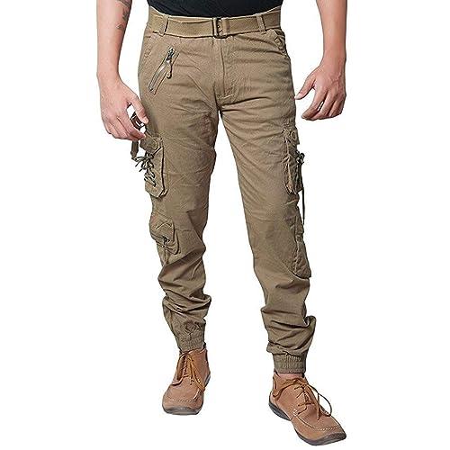 aa894f170e6 Verticals Stylish and Trendy Dori Style Cargo Jogger Pants for Men  (plaindori-1)