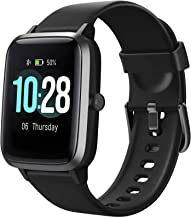 Letsfit Smart Watch, Fitness Tracker with Heart Rate Monitor, Activity Tracker with 1.3 Inch...