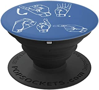 JW org Sign Language Jehovah's Witnesses - PopSockets Grip and Stand for Phones and Tablets