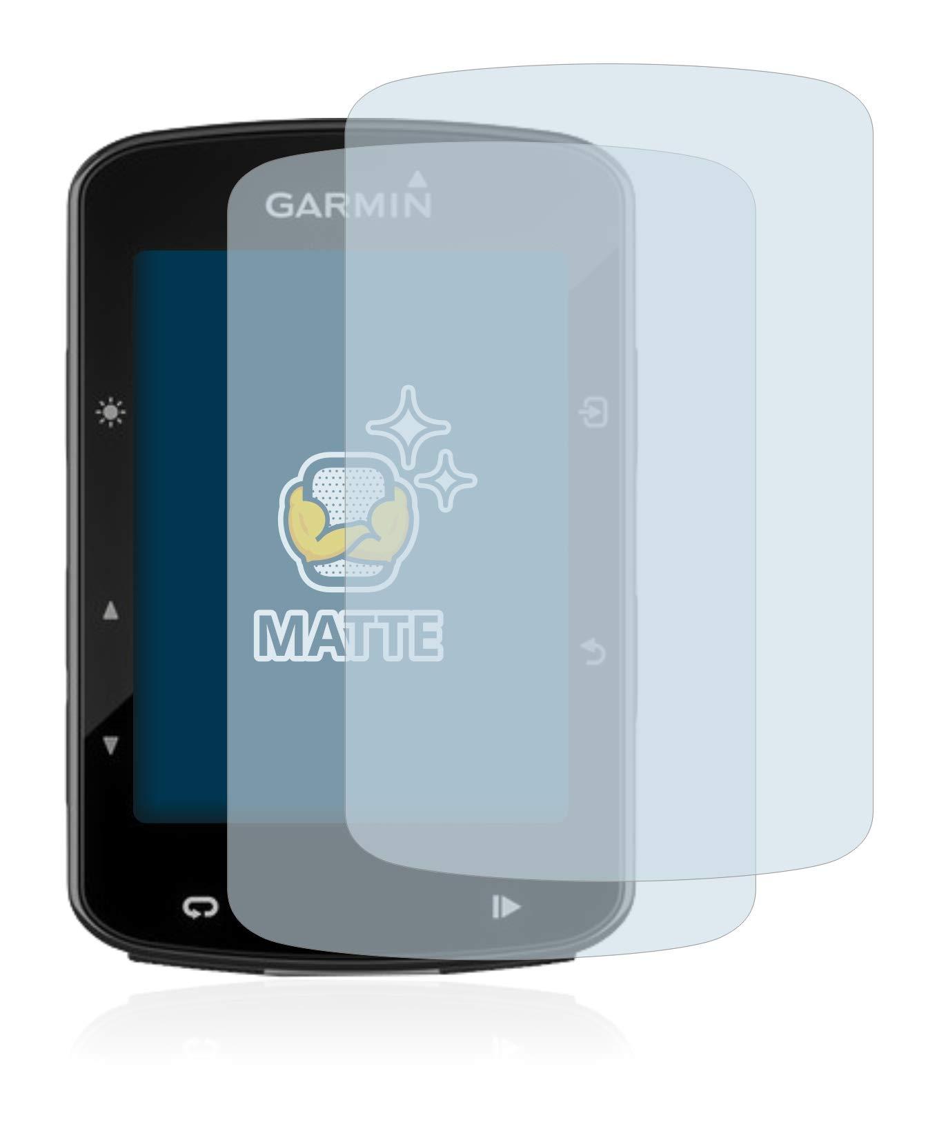 BROTECT Protector Pantalla Anti-Reflejos Compatible con Garmin ...