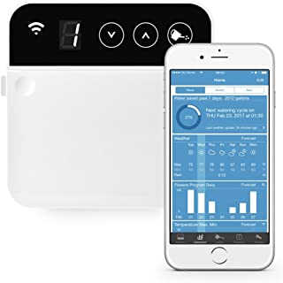 RainMachine Mini-8, Cloud Independent, The Forecast Sprinkler, Wi-Fi Irrigation Controller
