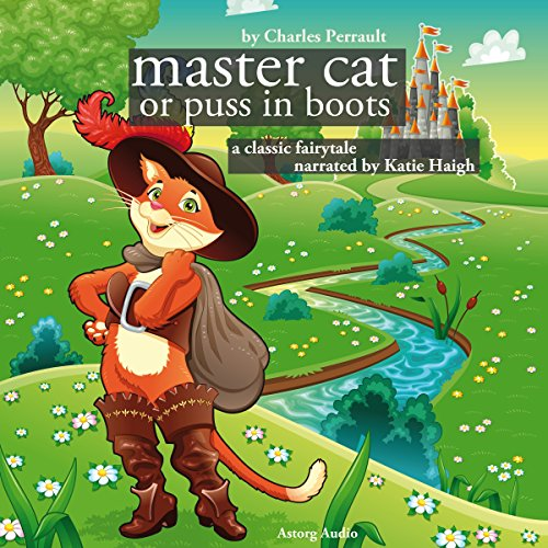 Master Cat or Puss in Boots audiobook cover art