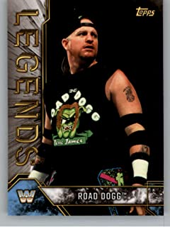 Slam Attax #303 ROAD DOGG 10th Edition