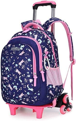 primera vez respuesta Bolso de la la la carretilla de los Niños, bolso de escuela de escalada impermeable de los muchachos y de las muchachas de la escuela primaria, vacaciones que acampan del viaje al aire libre de la escuela-  gran descuento