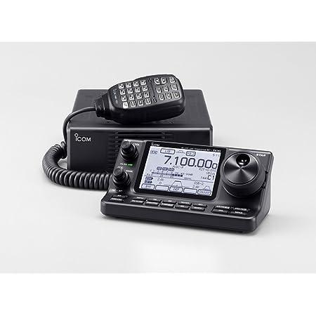 アイコム IC-7100M HF+50MHz+144MHz+430MHz〈SSB・CW・RTTY・AM・FM・DV〉50W トランシーバー