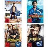 Californication - Season/Staffel 1-4 Set deutsch [8 DVDs]