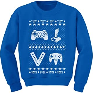 video game christmas jumper