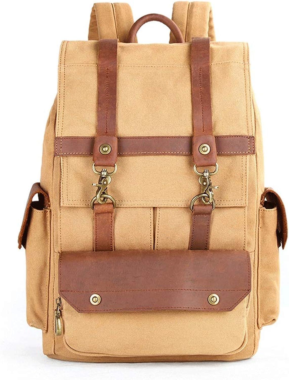 Der beilufige Spielraum-Rucksack der Mnner passt 15 Zoll-Laptop-Rucksack Bookbag-Handtasche für Schulgeschft Daypack drauen Der Rucksack der Mnner Geschfts-beilufiger Rucksack Geeignet für Mens