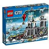 LEGO city Caserma della Polizia dell'Isola, 60130 (Giocattolo)