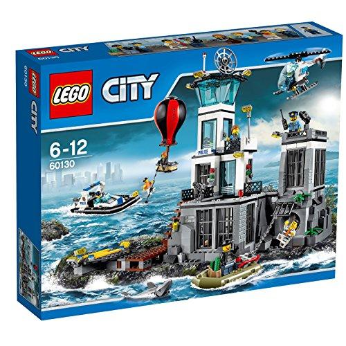 LEGO city Caserma della Polizia dell'Isola, 60130