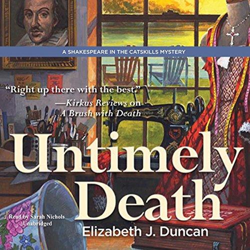 Untimely Death  Audiolibri