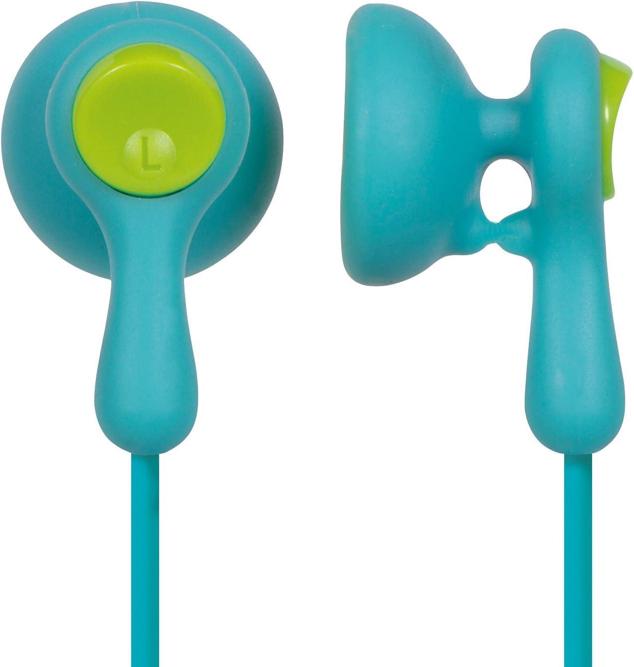 Panasonic RP-HV41E-A - Auriculares Imán Neodimio 9mm, Presión de Sonido de 105 dB) Azul (Versión Importada)