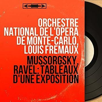 Mussorgsky, Ravel: Tableaux d'une exposition (Mono Version)