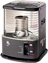 estufa de combustible Líquido 2200W kero 241Gris
