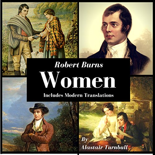 Robert Burns - Women audiobook cover art