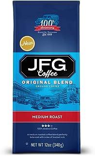 Jfg Coffee, Medium Roast Bag, 12oz (Pack Of 6)