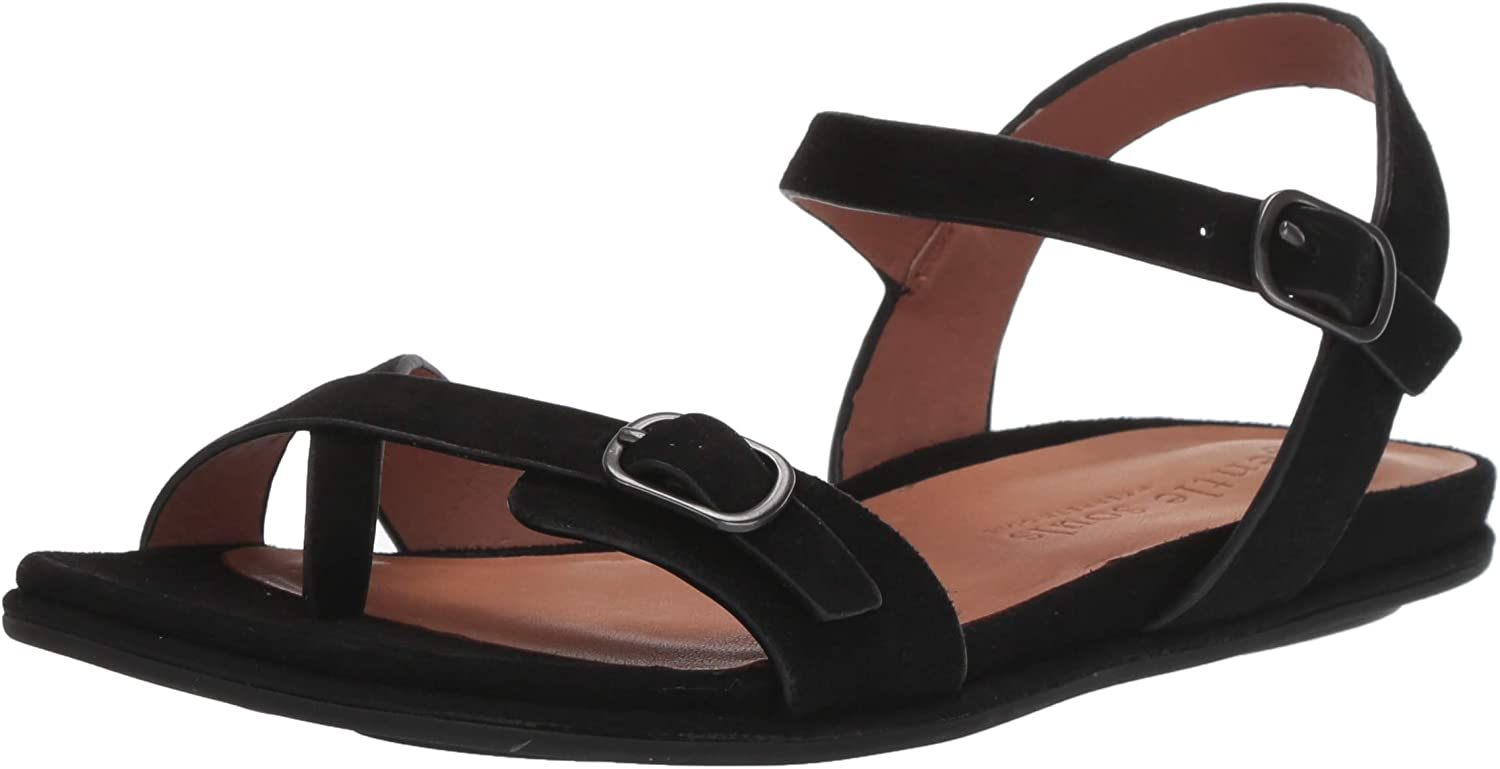 Gentle Souls by Kenneth Cole Sandal Max 59% Max 41% OFF OFF Lark Strappy Flat Women's