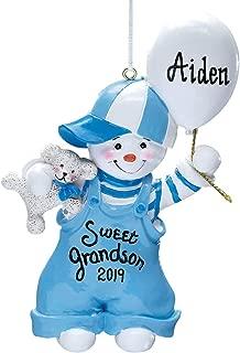 Best grandson christmas ornament Reviews