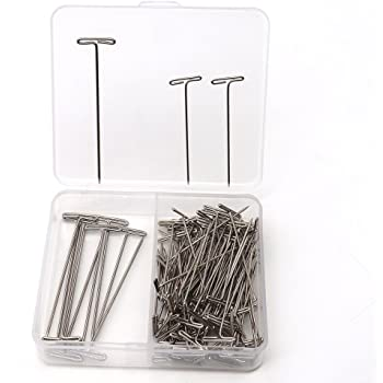 270 Pins 10mm TTC CREATIVE Steckplatte Spielkoffer Stecksteine mit Pins