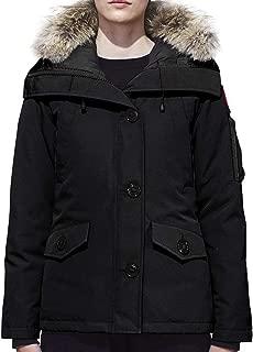 Women's Canada Down Jacket Montebello Down Coats Goose Down Parka