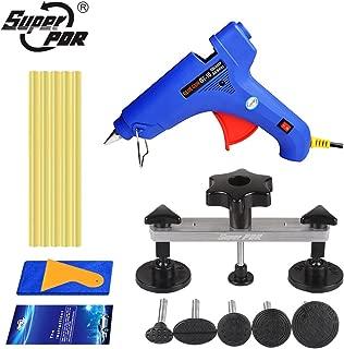 Super PDR 15pcs Bridge Glue Puller kit Car auto Body Paintless Dent Removal Repair Tool Kit Pops-a-dent Dent & Ding Repair