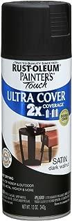 Rust-Oleum 257462 Painter's Touch 2X Ultra Cover, 12 Oz, Dark Walnut