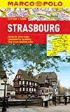 Strasbourg Marco Polo Laminated City Map (Marco Polo City Maps)