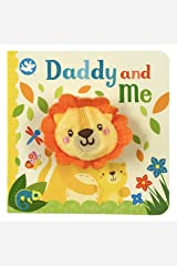 Daddy And Me Children's Finger Puppet Board Book, Ages 1-4 Board book