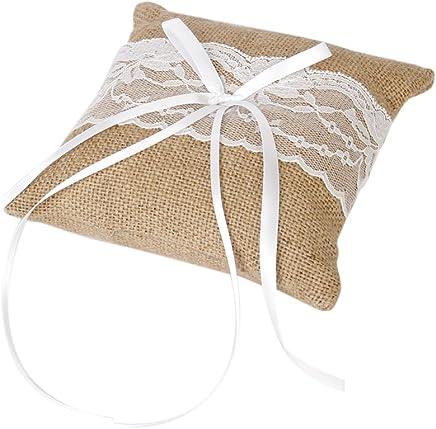 Coussin Sharplace pour bagues de mariage