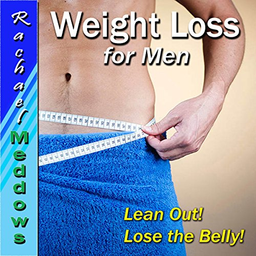 Weight Loss for Men Hypnosis audiobook cover art