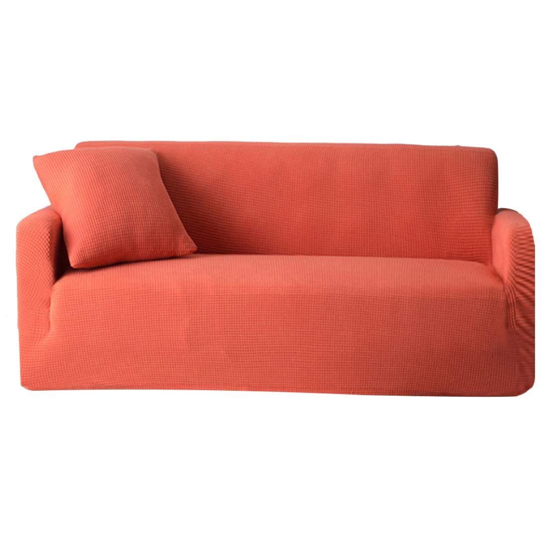 Les prot/ège-fauteuil et canap/é matelass/és antiglisse 1 - Rouge Charmance
