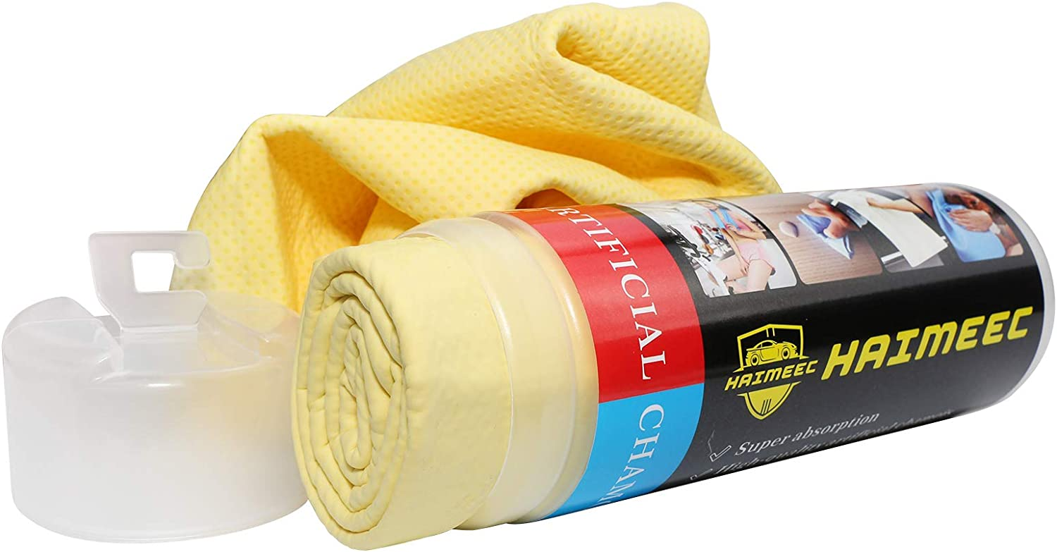 Cleaning Chamois,HAIMEEC Max 69% OFF SEAL limited product Towels Drying for