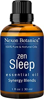 sleep essential oil by Nexon Botanics
