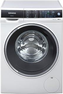 SIEMENS 西门子 WM14U560HW 电机1400转 变频电机 智能滚筒 10公斤 大容量洗涤  滚筒洗衣机(亚马逊自营商品, 由供应商配送)
