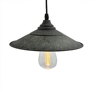 LITEZALL LED Inspired Edison Bulb Pendant Battery Powered Lamp Accent