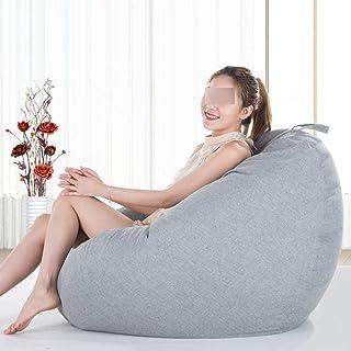 JOUET Sacs de haricots ultra-molles Chaises pour enfants, adolescents, adultes - Chaise de sacs de la feinte à la mousse à...