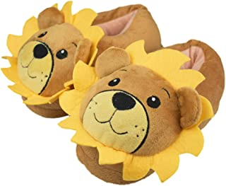 Image of Cute Lion Slippers for Boys and Toddlers
