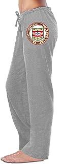 Women's Washington University in ST. Louis Logo Sweatpants Lightweight Comfy Jogger Pants