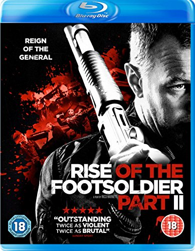 Rise Of The Footsoldier: Part II [Blu-ray]