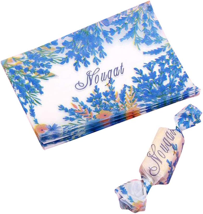 Kungfu Many popular brands Max 81% OFF Alien DIY Nougat Candy Paper Wrapping Twisting Wrappers W