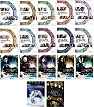 Stargate SG-1 & Stargate Atlantis The Complete Series + The Ark of Truth + Continuum Bundle