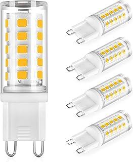 3x base G4 noir lampe holder socket câble halogène ampoule led down light fitting
