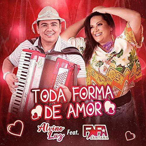 Alvino Luz feat. Fafá Santana