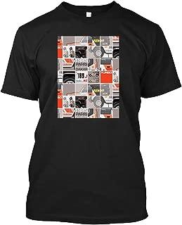 Three diamond pajero turbo 1985 rally paris dakar winner T-shirt We use high quality inks