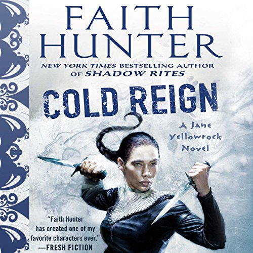 Cold Reign audiobook cover art