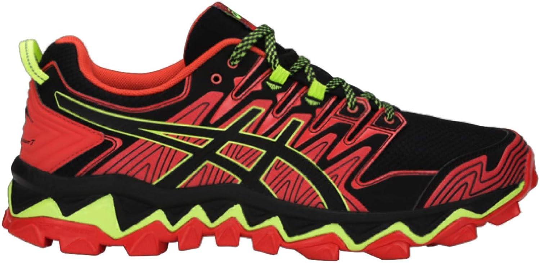 sports shoes 2fae7 9654d 2019 Gel Fujitrabuco 7 Men Men Men Running Trainers - Black ...