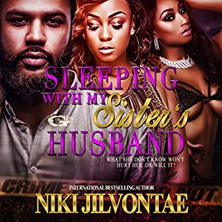 Sleeping with My Sister's Husband audiobook cover art