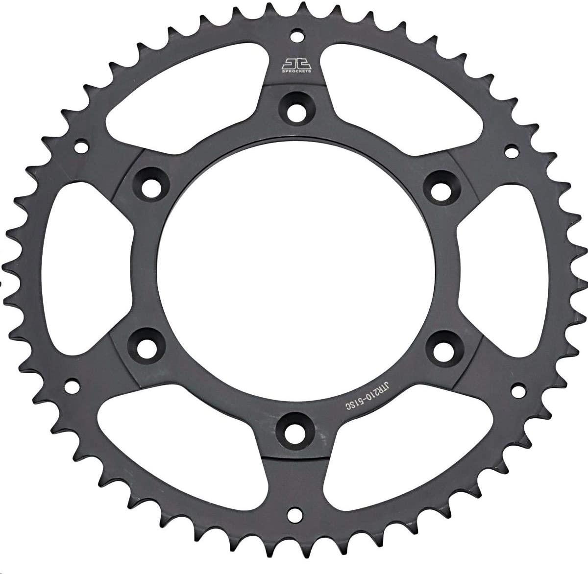 JT Branded goods Sprockets JTR210.51SC Limited time cheap sale 51 Tooth Rear Sproc Steel Self-Cleaning